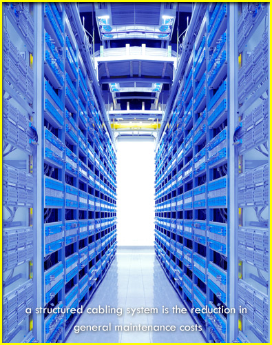 Structured Cabling - Sedgemoor Telecom Ltd